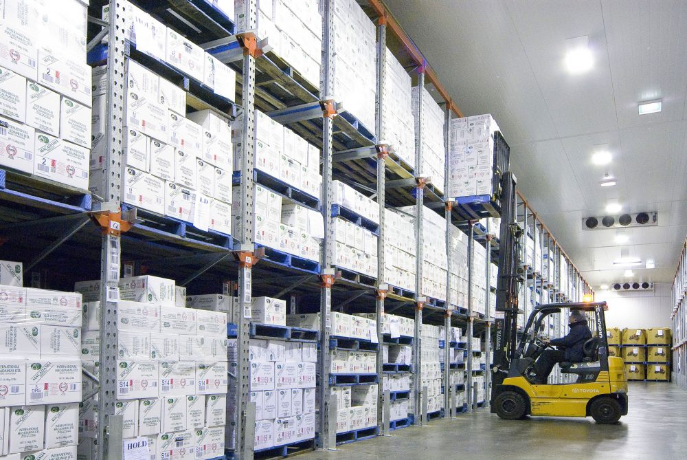 State of the art cold storage is used to ensure the best quality and logest shelf life of kernel