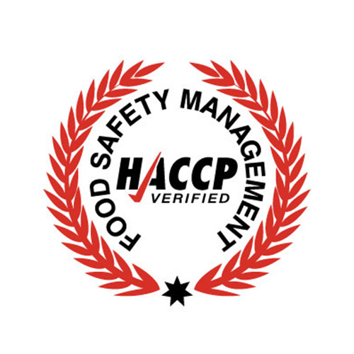 HACCP Verified - Food & Safety Management